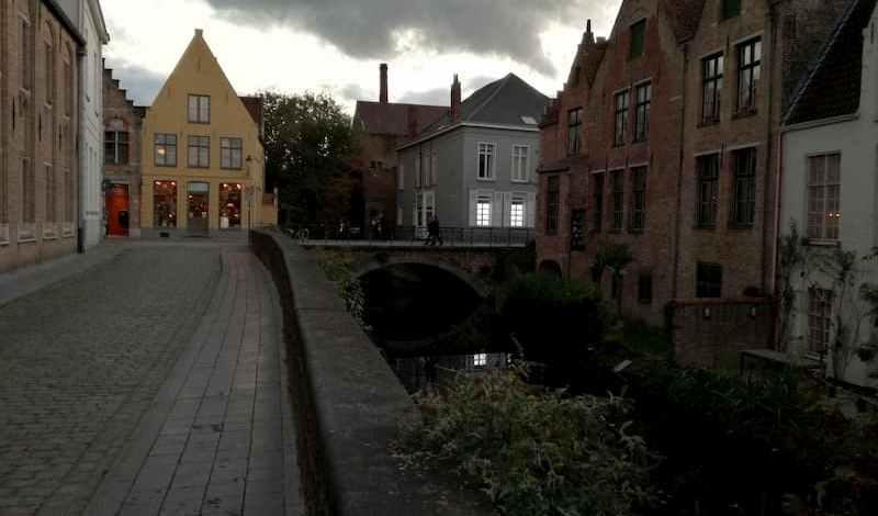 Le strade di Bruges