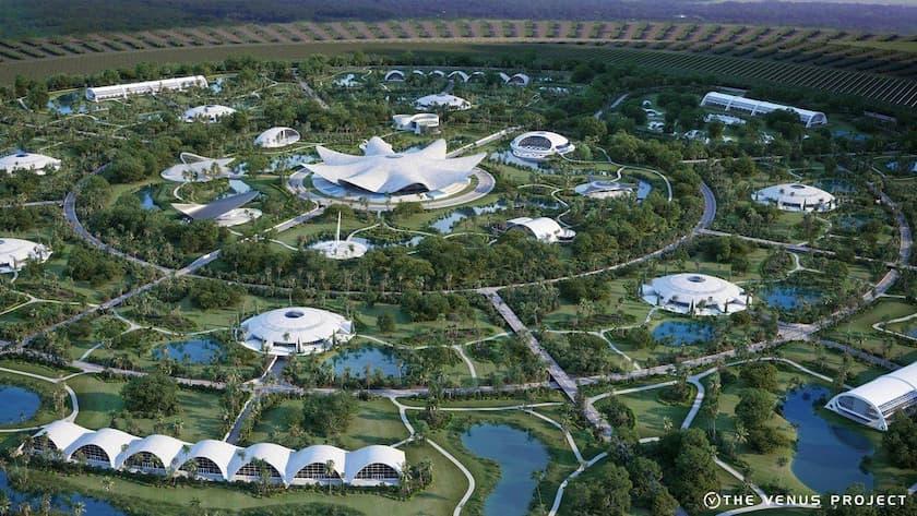 La città del Venus Project
