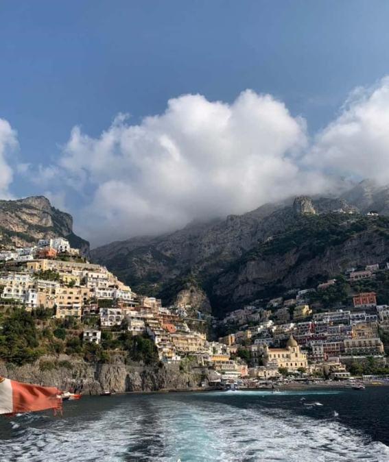 Visitare la Costiera Amalfitana e Positano vista dal mare