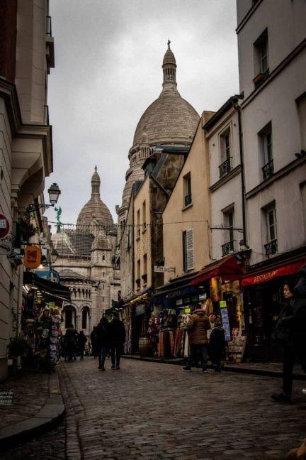 cose da vedere a Parigi: il quartiere di montmartre