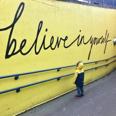 realizzare il proprio sogno e crederci