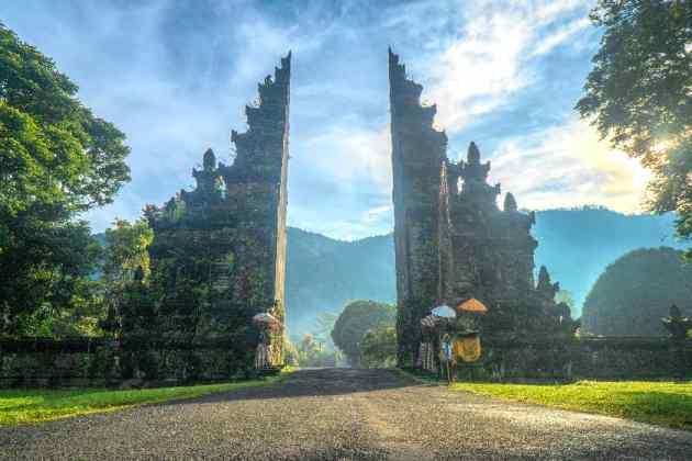 Viaggiare per ritrovare se stessi nell'isola di Bali