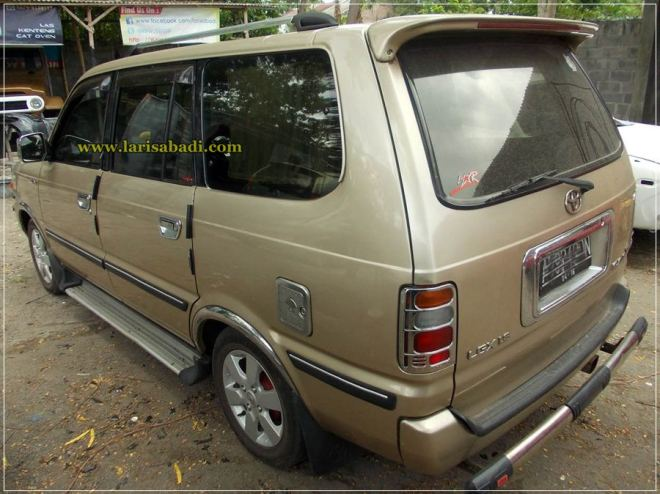 Kijang LGX Brown 1