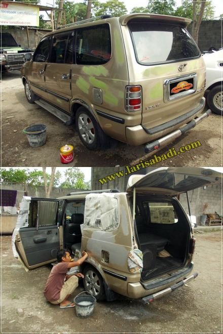 Kijang lgX bROWN 2