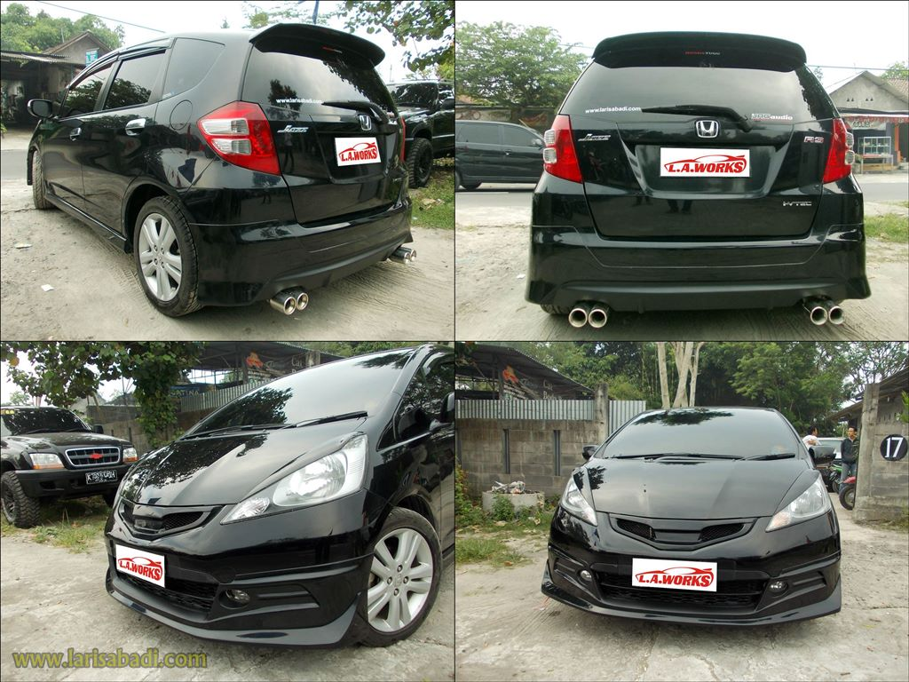 Honda Jazz RS STR 3