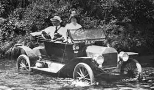 History of the Ford Motor Company.