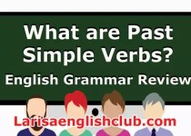 LEC What are Past Simple Verbs