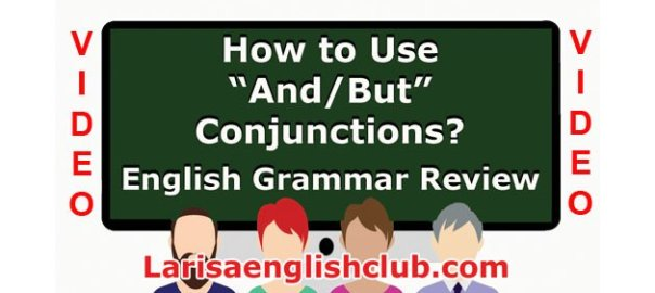 LEC How to Use And_But Conjunctions
