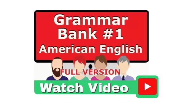 American English Grammar