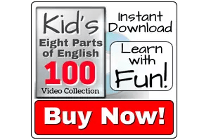 Kids English Grammar Videos