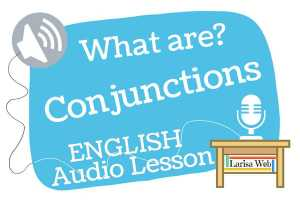 What is a Conjunction? Grammar Review English lesson created bt Billgreen54 ESL tutor.
