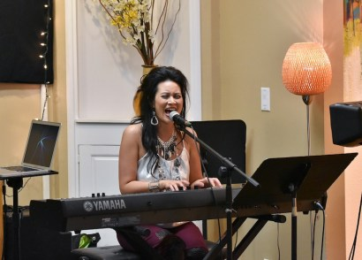 Larissa Lam Live at Radiance International