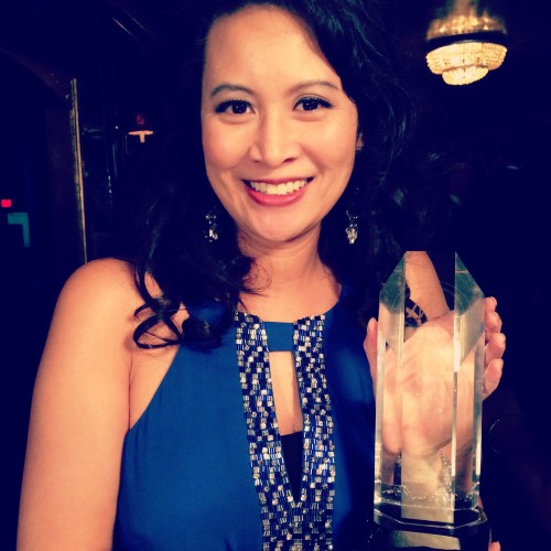 Larissa Lam HMMA Hollywood Music in Media Awards