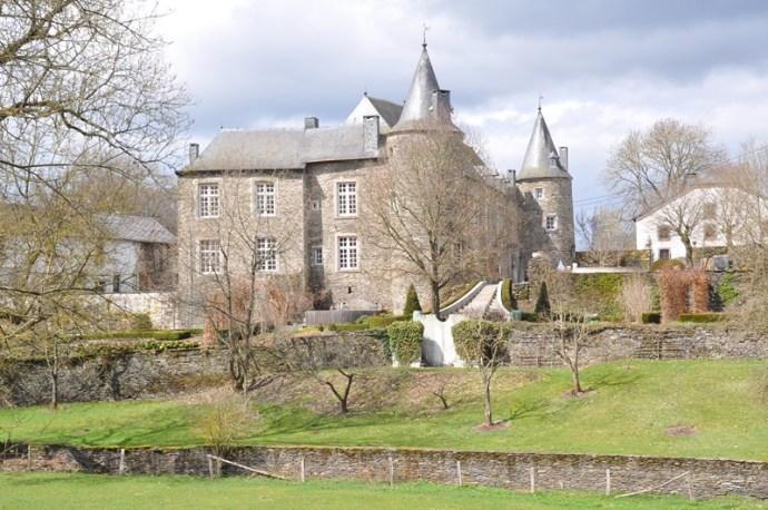 Ancien siège de la Société du Luxembourg à Houffalize