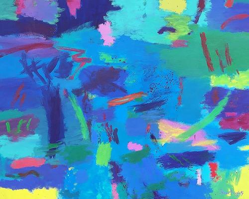 """""""Fabulous Abstraction"""" at Lawrence Fine Art"""