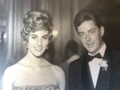 Antonella Bechi Piaggio e Umberto Agnelli
