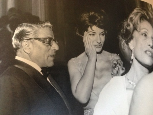Aristotele Onassis e Maria Callas
