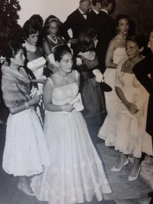 Emilia Ferrara Pignatelli di Strongoli, Doris Mayer Pignatelli e Francesca Sersale