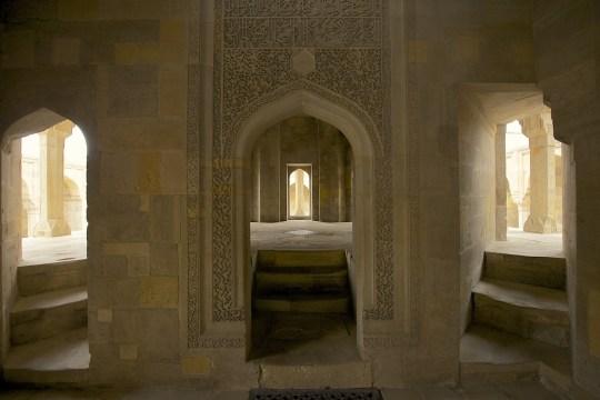 Palace of the Shirvanshahs, Baku, Azerbaijan, by Bernardo Ricci Armani