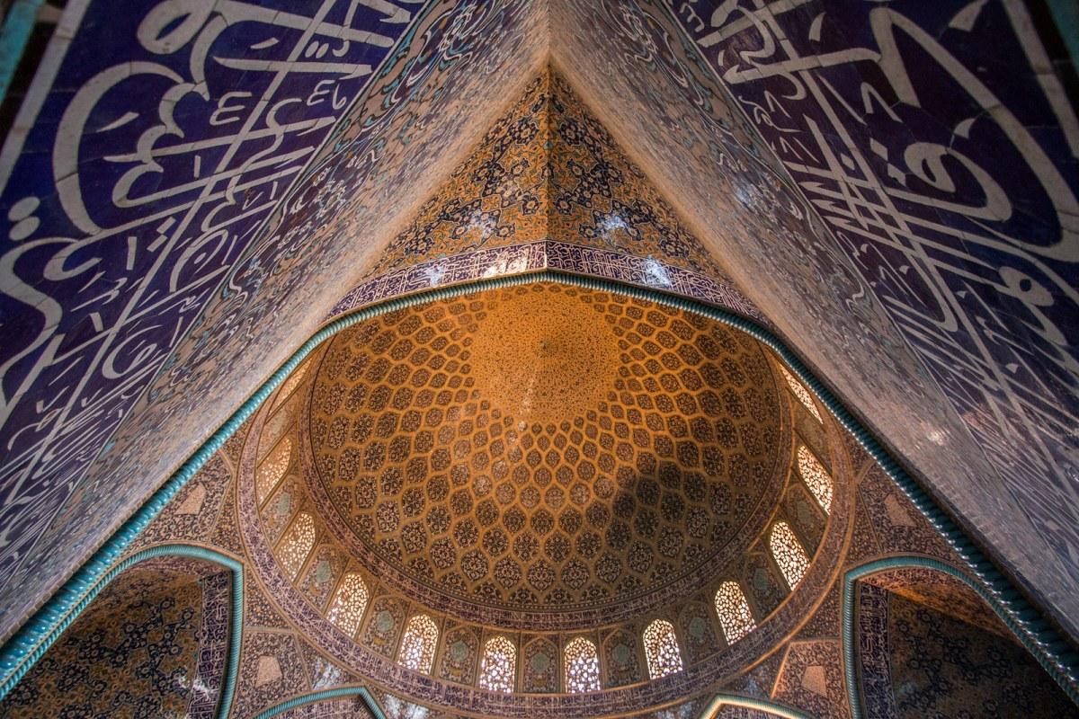 Un lungo viaggio nella Persia antica, verso Isfahan