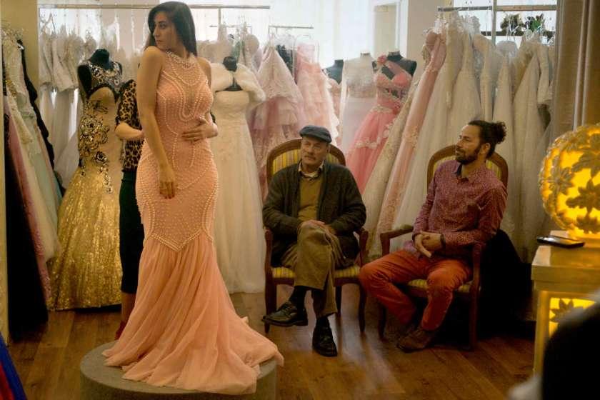 wajib dovere film palestina ridere cinema cultura annemarie jacir ridere ironia