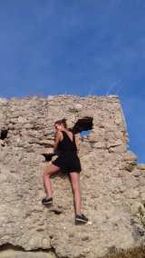 Silvia scalatrice