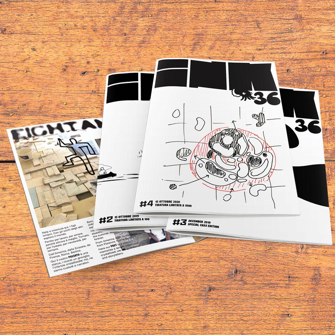 Pacchetto fanzine