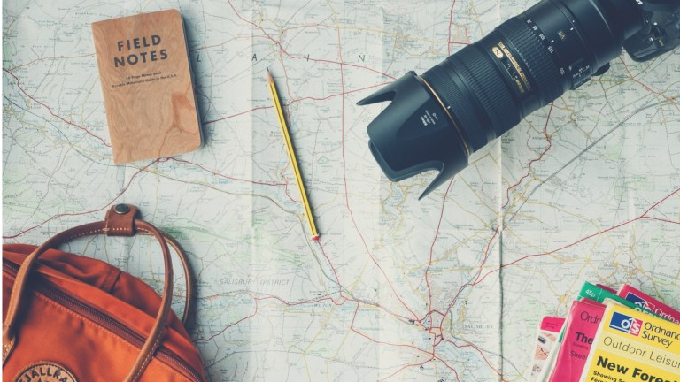How much planning should you do before travelling?