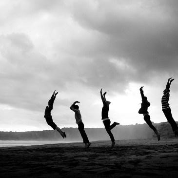 ADHD women rejoicing with high esteem