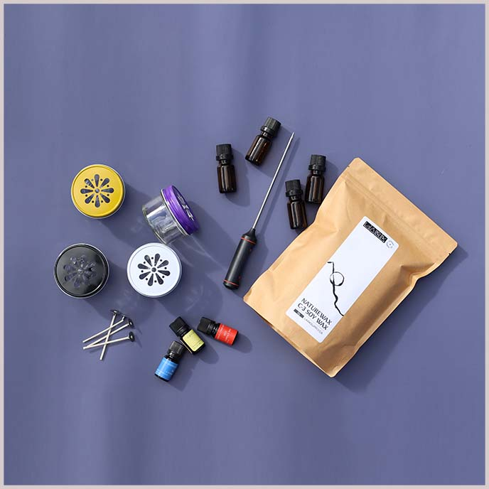 Small Candle Kit