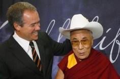 The Dalai Lama in Calgary Photo Credit: tibetsun.com