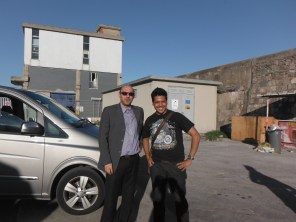 Our extremely well read and knowledgeable tour operator Ferdinando from privatetourinitaly.com who provided all the great insights mentioned in here