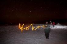 Northern Lights - Aurora Borealis Tour in Whitehorse   Yukon   Canada   Travel Adventures   Larkycanuck.com