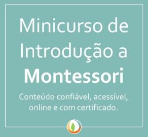 Curso Montessori