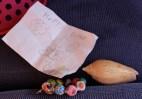 Easter Card made by Meg for Poppy