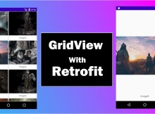 android studio gridview