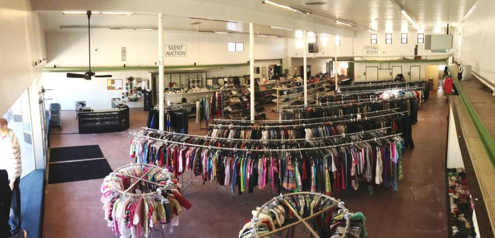 La Road Thrift Store 1st year