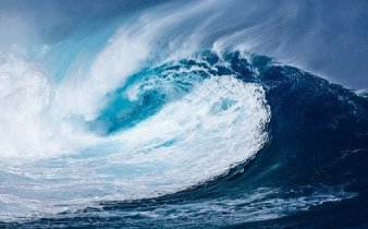 vague océanique