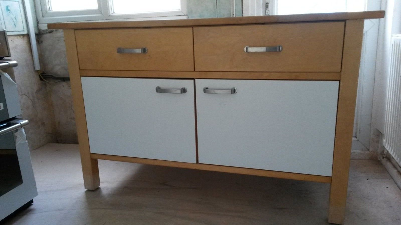 Ikea Küche 2m Ikea Varde Kitchen Units | Sirdar Road House Clearance