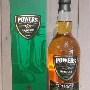 whisky powers