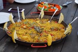 paella Campesino