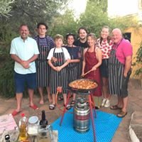 Team Paella.