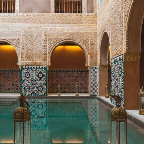 And breathe…Hamman & Spa in Malaga.