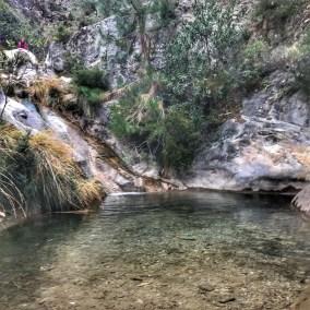 Waterfalls Canillas de Aceituno