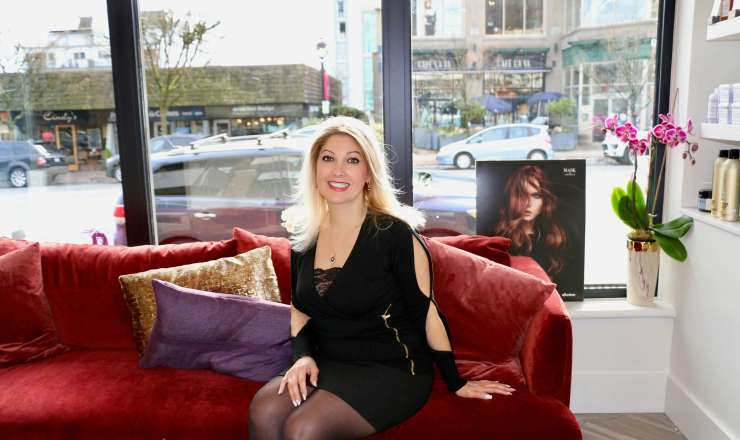 Nelly - La Rouge Hair and Spa Owner and Founder