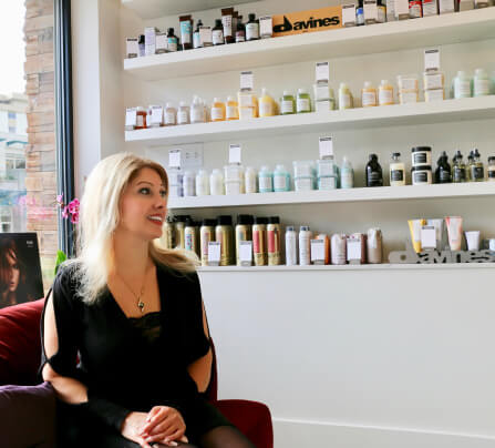 Nelly La Rouge Hair and Spa Owner and Hairdresser