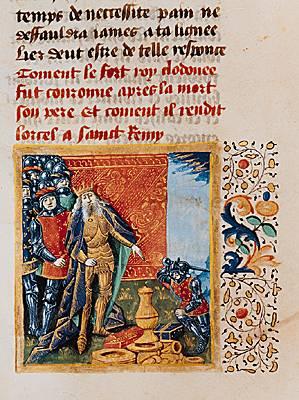 Histoire Du Vase De Soissons : histoire, soissons, Soissons, LAROUSSE