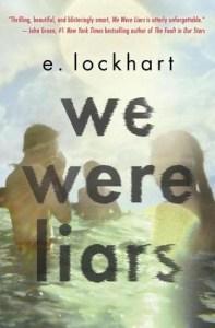 Revue : We Were Liars (Nous les Menteurs) - E. Lockhart