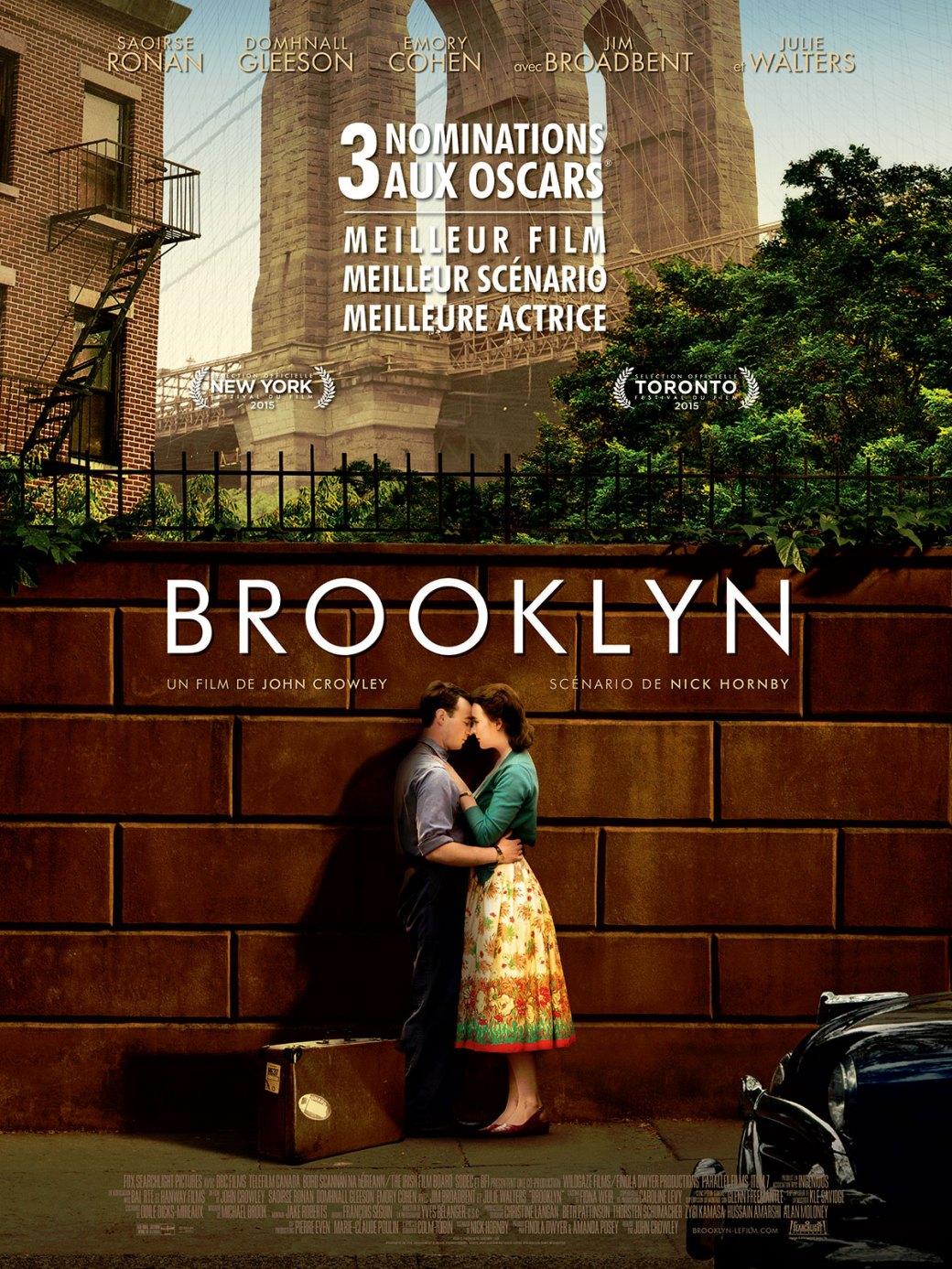 5 bonnes raisons de lire et de voir Brooklyn de toute urgence !