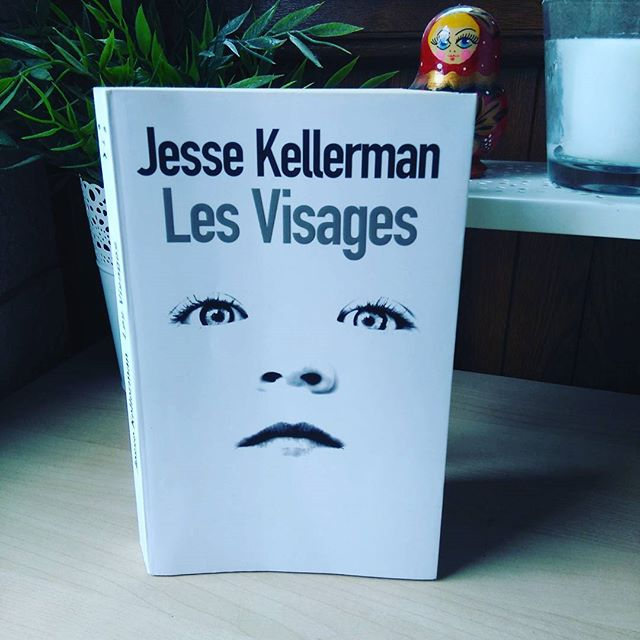 Revue : Les Visages - Jesse Kellerman